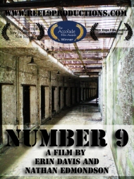 Number 9 Poster