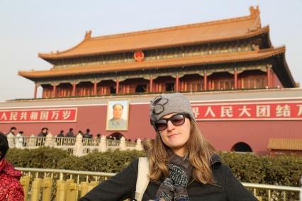 Tienaman Square, China